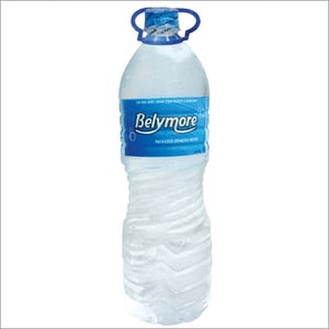 Packed Drinking Water Bottles