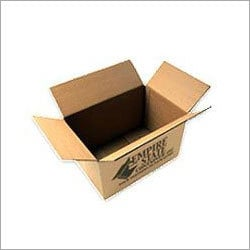 Laminated Paperboard Shipping Boxes