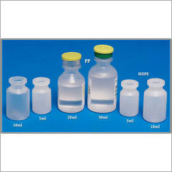 Plastic Injection Vials