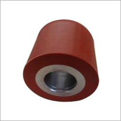 Silicone Rubber Roller Stamping