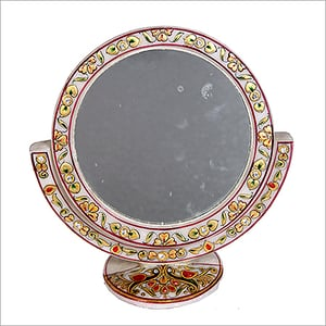 Marble Mirror Stand