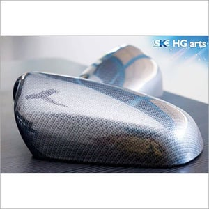 Car Side Mirror Printing Services
