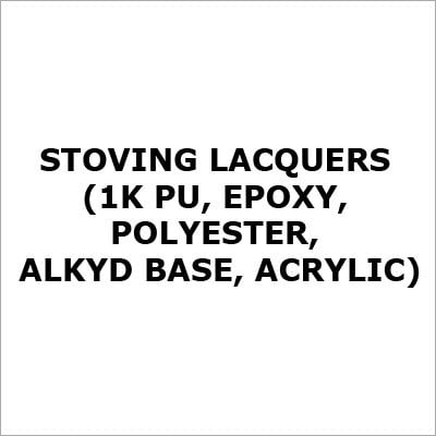 Stoving Lacquers