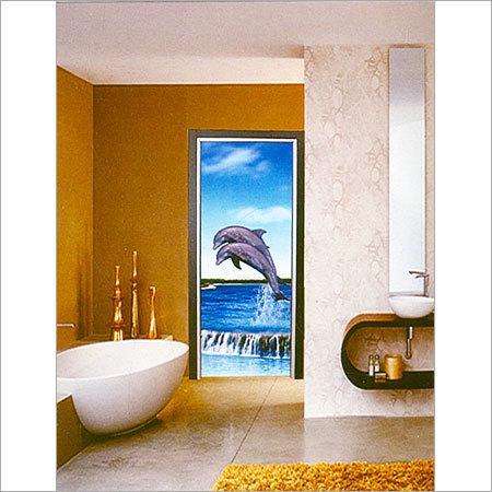 Pvc Decorative Bathroom Doors At Best Price In Howrah West Bengal Shree Sai Vinimoy Nigam