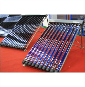 Solar Evacuated Collector Tubes
