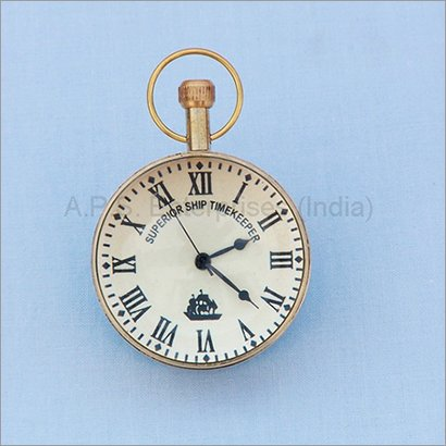 2 Inch Paper Weight Clock