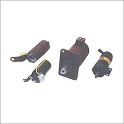DC Solenoids For Engine Stopping & Decompression