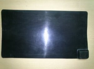 Silicone Rubber Patient Plate
