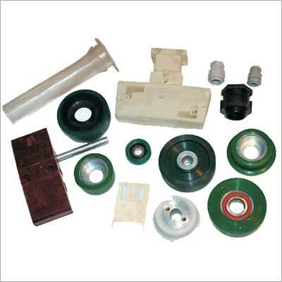 Plastic Textile Machinery Spare Parts