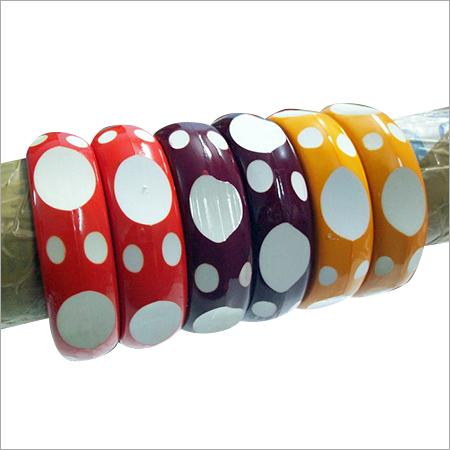 Acrylic Plastic Bangles