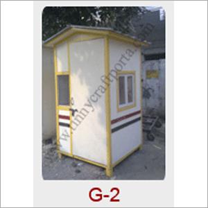 Portable Guard Room