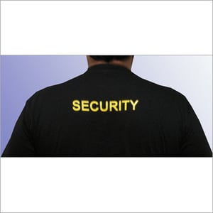 Commercial Security Guard