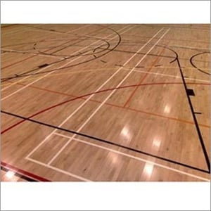 Sports Floor Cleaning Services