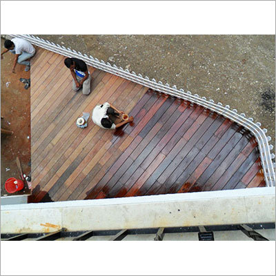 Outdoor Deck Flooring Service