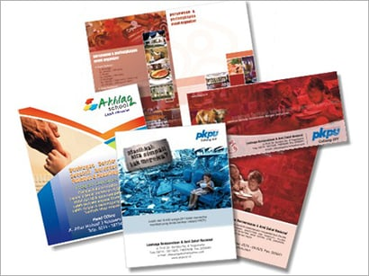 Pamphlet Advertising Services