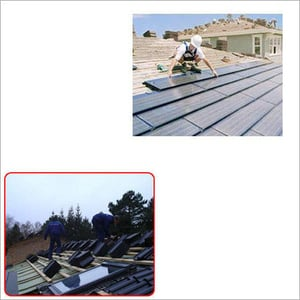 Residential Roofing Cladding