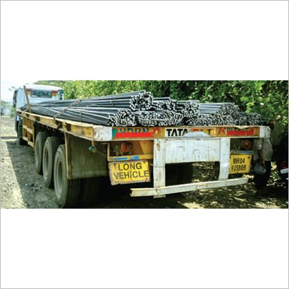 TMT Bar Loaded Truck Sealing Services