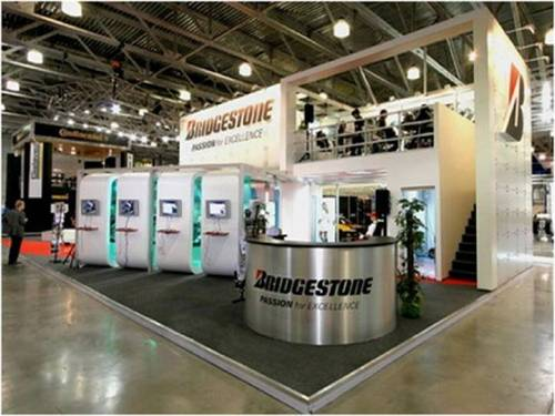 Exhibition Stand Management