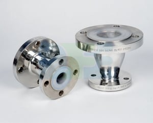 Ptfe Lined Concentric Reducers