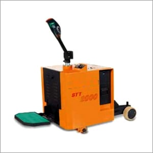 Industrial Electric Tow Tractor
