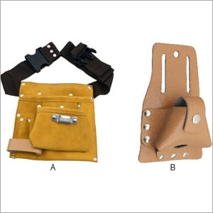 Industrial Leather Tools Kit Bags