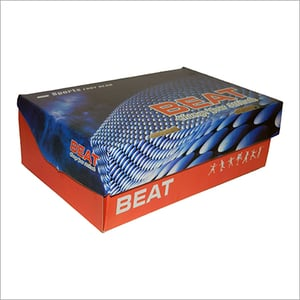 Printed Color Shoes Boxes
