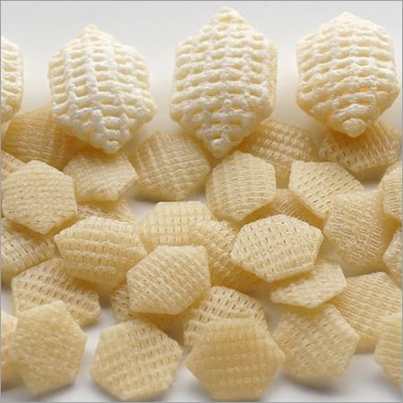 Hexagonal Shape Snack Pellet