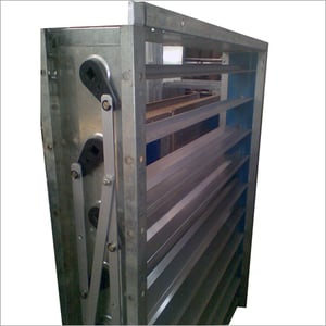 Duct Air Dampers