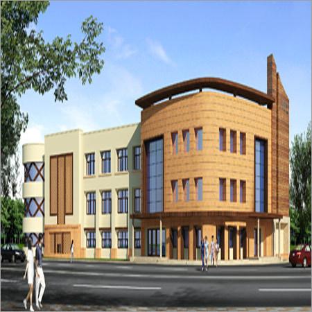 Institutional Buildings Architectural Designing