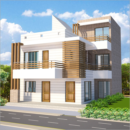 Residential Architecture Designing Solution
