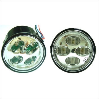 Round Projector LED DRL