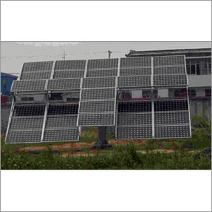 Automatic Tracking Solar Generation System