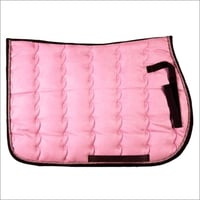 Light Pink Western Saddle Pads