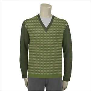 Fancy Gents Pullover