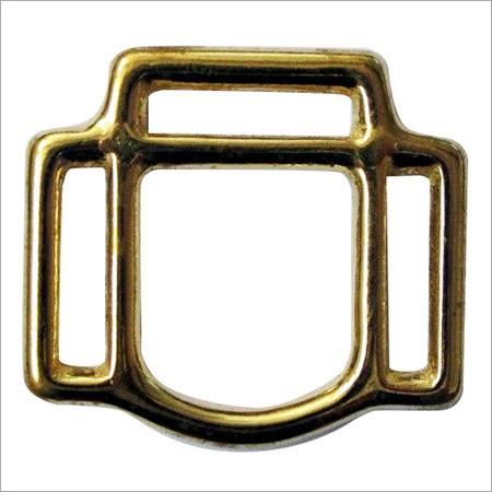 Brass Halter Square
