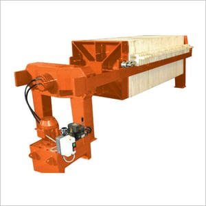 Electro Hydraulics Filter Press