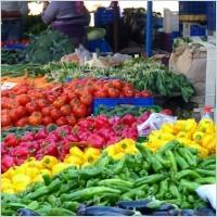 Natural Preserved Vegetables