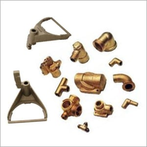 Copper Alloy Sand Castings