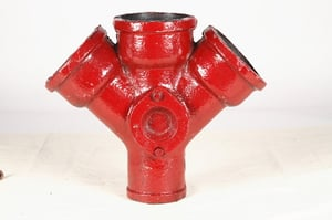 Drainage Pipe Fittings