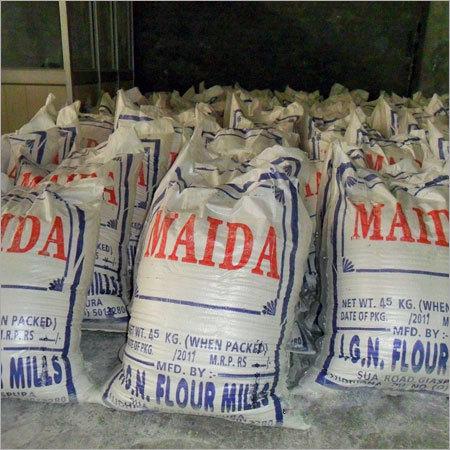 Organic Wheat Maida