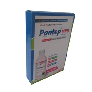 Promotional carton box for pharmaceuticals