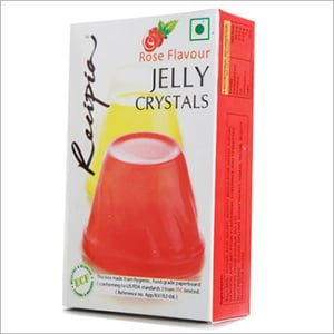 Jelly Crystals Rose Flavor
