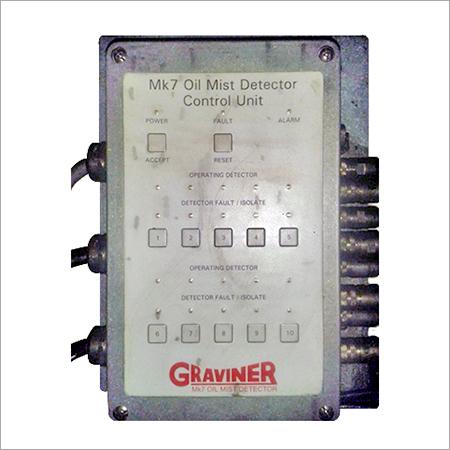 Marine Oil Mist Detector