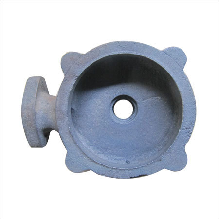 CI Iron Casting Components