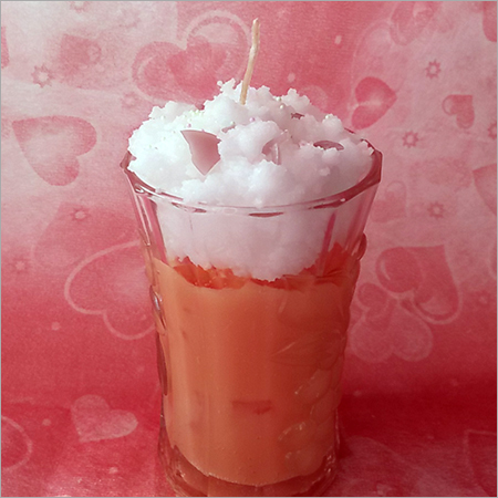 Ice Tea designer scented candles