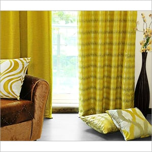 Voile Curtain Fabric