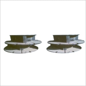 Clamping Flange For Air Injection Tube