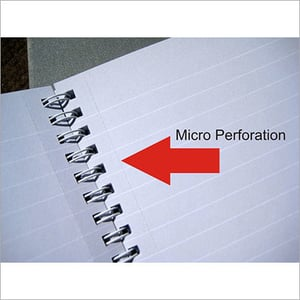Paper Perforating Services