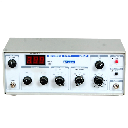 Distortion Analyzer Manufacturers, Suppliers and Exporters