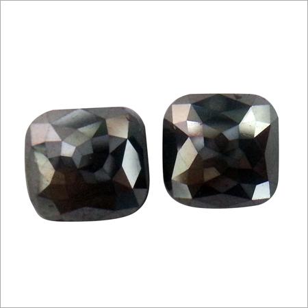 Single Cut Black Diamond